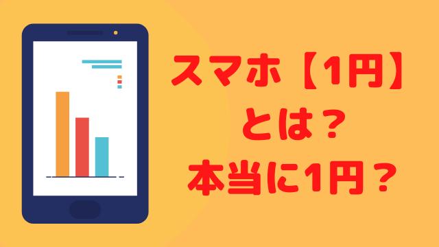 Rakuten mini1円とは?契約者が解説 本当に1円で買えるの?